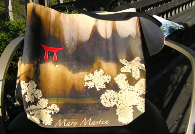 Gateway to Mystery Market Tote